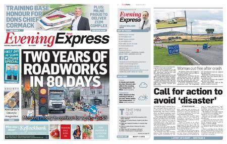 Evening Express – August 22, 2019