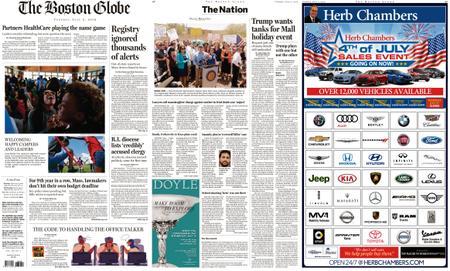 The Boston Globe – July 02, 2019