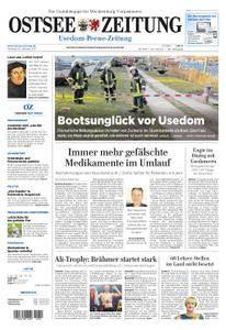 Ostsee Zeitung Wolgast - 30. Oktober 2017