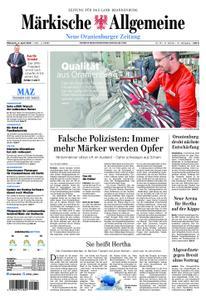 Neue Oranienburger Zeitung - 03. April 2019