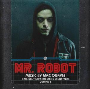 Mac Quayle - Mr. Robot Volume 3 (OST) (2017)