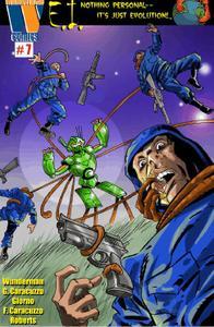 Wunderman Comics-E I No 07 2015 Hybrid Comic eBook