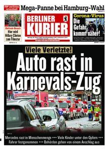 Berliner Kurier – 25. Februar 2020