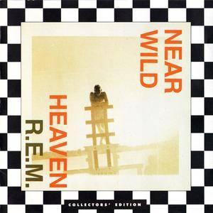 """R.E.M. - Near Wild Heaven (1991) """"Collector's Edition"""" CD Single"""