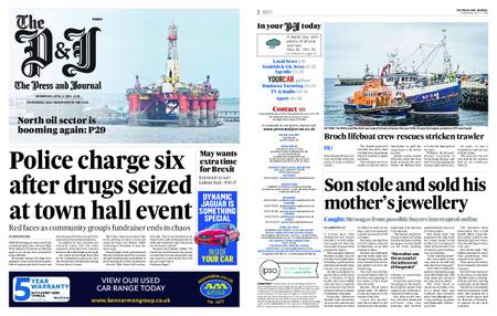The Press and Journal Moray – April 03, 2019