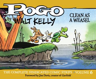 Pogo - The Complete Syndicated Comic Strips v06 - Clean as a Weasel (2019) (digital) (Salem-Empire
