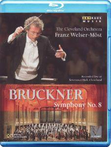 Franz Welser-Most, The Cleveland Orchestra - Bruckner: Symphony No. 8 (2012) [Blu-Ray]