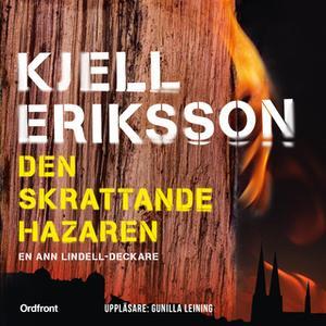 «Den skrattande hazaren» by Kjell Eriksson