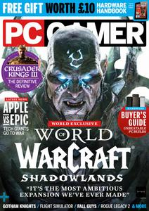 PC Gamer UK - November 2020
