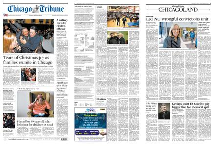 Chicago Tribune – December 28, 2019
