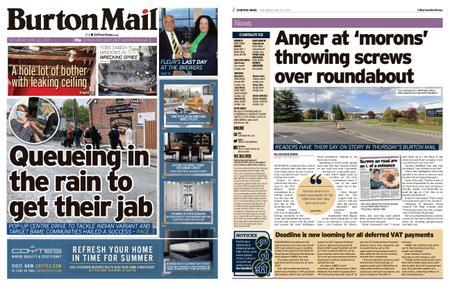 Burton Mail – May 22, 2021