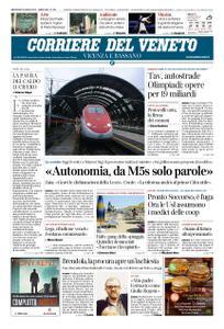 Corriere del Veneto Vicenza e Bassano – 03 luglio 2019