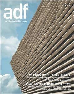 Architects Datafile (ADF) - October 2017