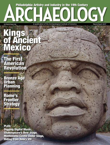 Archaeology Magazine - March-April 2017
