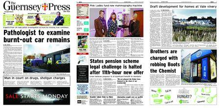 The Guernsey Press – 13 January 2018