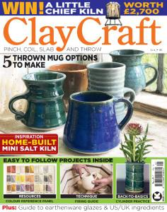 ClayCraft - Issue 41 - July 2020