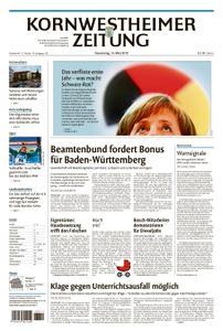 Kornwestheimer Zeitung - 14. März 2019
