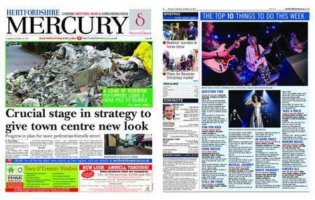 Hertfordshire Mercury – October 12, 2017