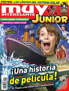 Muy Interesante Junior México - marzo 2019