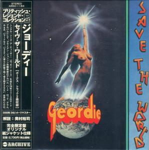Geordie - Save The World (1976) {2006, Japanese Limited Edition, Remastered} Repost / New Rip