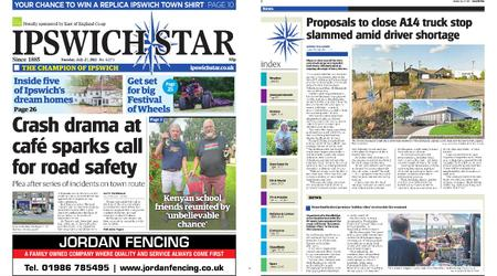 Ipswich Star – July 27, 2021