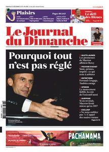 Le Journal du Dimanche - 16 décembre 2018