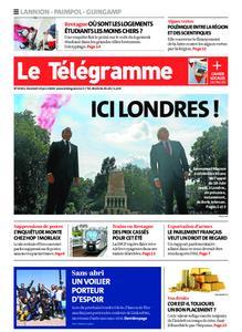 Le Télégramme Guingamp – 19 juin 2020