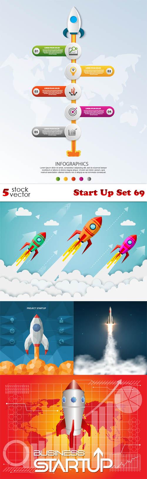 Vectors - Start Up Set 69