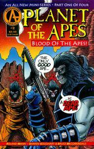 Planet of the Apes-Blood of the Apes 02 of 4 1992 AC