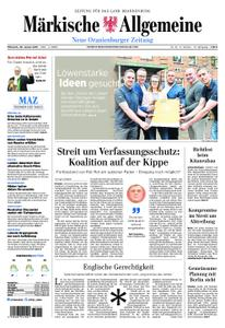 Neue Oranienburger Zeitung - 30. Januar 2019
