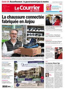 Le Courrier de l'Ouest Angers – 30 janvier 2021