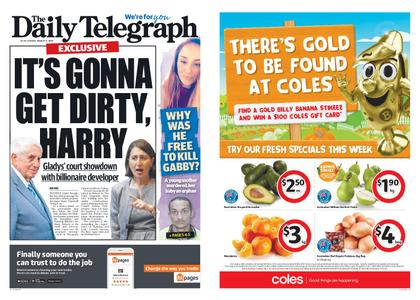 The Daily Telegraph (Sydney) – March 15, 2019