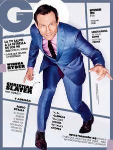 GQ España - noviembre 2016