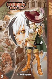 Tokyopop-Grimms Manga Tales Vol 02 2018 Hybrid Comic eBook