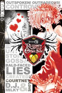 Tokyopop-Princess Ai Rumors From The Other Side 2020 Hybrid Comic eBook