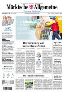 Märkische Allgemeine Zossener Rundschau - 16. Mai 2019