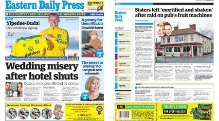 Eastern Daily Press – January 13, 2020