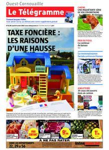 Le Télégramme Ouest Cornouaille – 24 octobre 2019