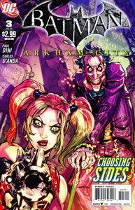 Batman: Arkham City #3 (of 5, 2011)