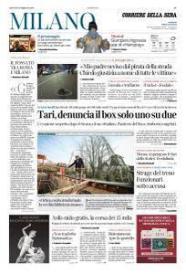 Corriere della Sera Milano - 1 Febbraio 2018