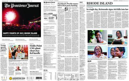 The Providence Journal – July 04, 2018