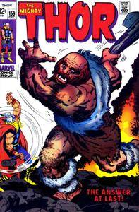The Mighty Thor v1 159
