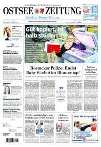 Ostsee Zeitung Wolgast - 21. Februar 2019