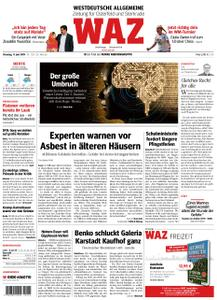 WAZ Westdeutsche Allgemeine Zeitung Oberhausen-Sterkrade - 11. Juni 2019
