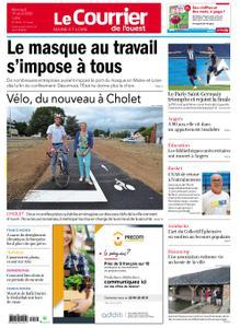 Le Courrier de l'Ouest Cholet – 19 août 2020