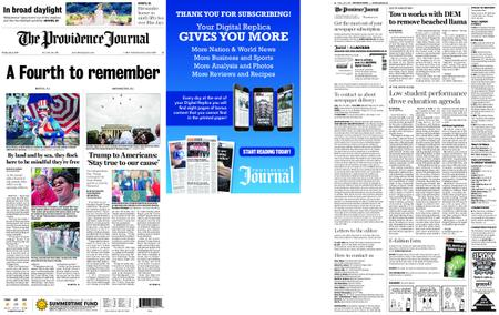 The Providence Journal – July 05, 2019