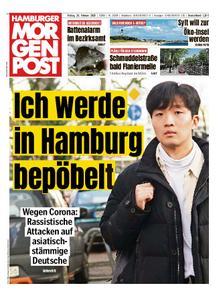 Hamburger Morgenpost – 28. Februar 2020