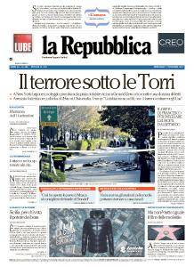 la Repubblica - 1 Novembre 2017