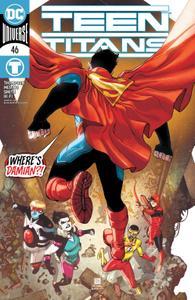 Teen Titans 046 2020 Digital Mephisto