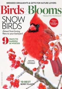 Birds & Blooms - December/January 2019